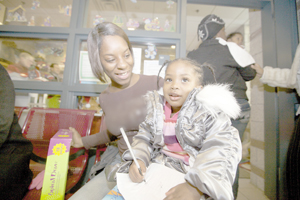 IMG 9069 - Ella Mae Potter brings toys to children at the Justice Center