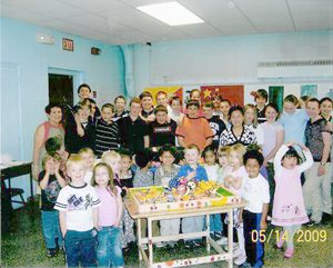 stmary 300x241 - St. Mary's in Cortland teaches students how to be healthy