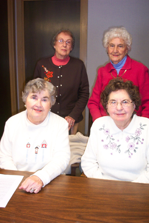 Forging - Most Holy Rosary Senior Club brings people together