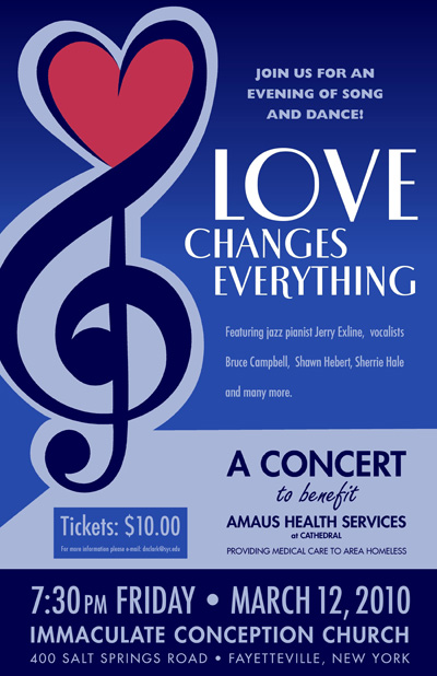 Healing - Concert planned to benefit Amaus clinic