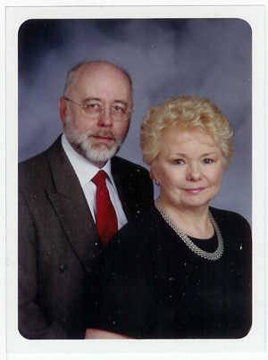 Bill and Kathy (Russell) Howell