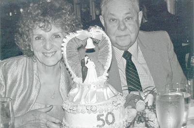 Robert and Joan Leahy