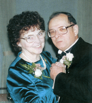 Anne and John Angiolillo