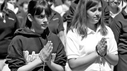 Utica March   Notre Dame students BW 260x146 - Utica_March___Notre_Dame_students_BW-260x146