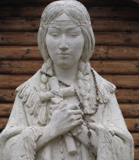 A precious treasure: Blessed Kateri Tekakwitha will soon become the first Native American saint from the U.S.