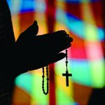 images prayer 150x150 - MAN PRAYS ROSARY AT OKLAHOMA CHURCH