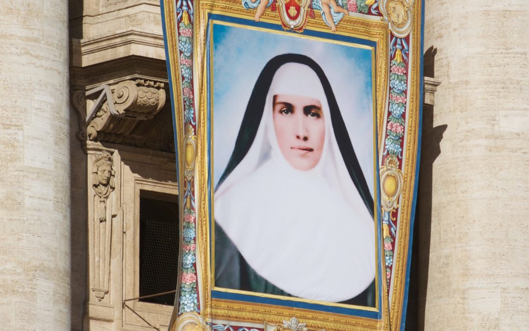 We have a saint: St. Marianne Cope canonized