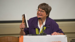 images page 9 sister helen prejean 260x146 - Joseph and Amelia Borgognoni Lecture Sister Helen Prejean Speaker