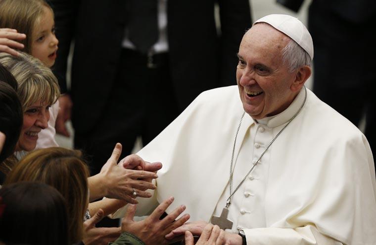 The pope's prescription