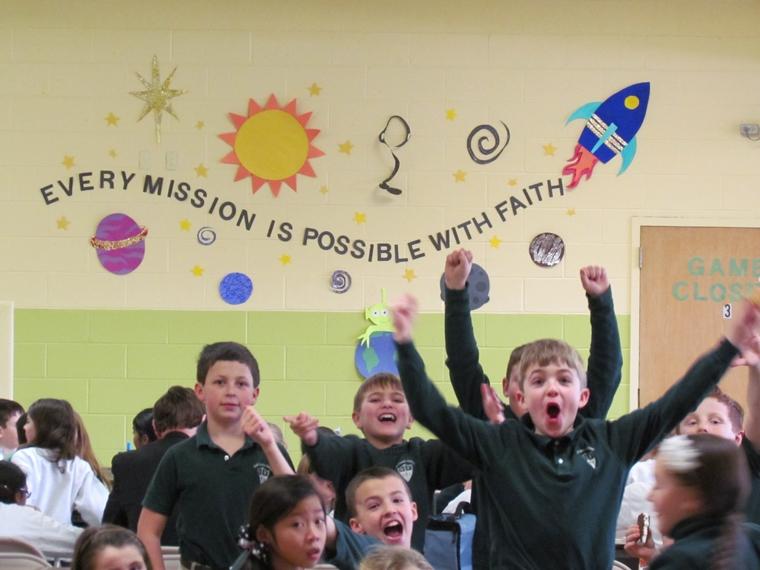 Celebrating Catholic Schools Week