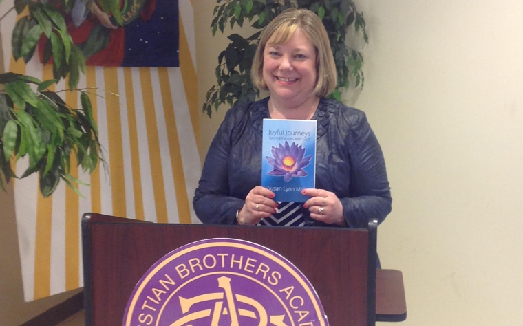 Christian Brothers Academy teacher shares 'journey' in new book
