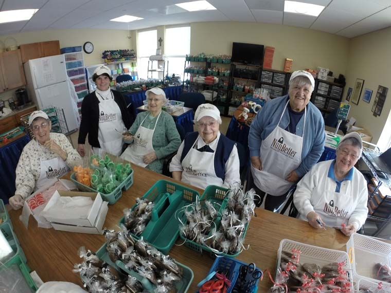 NunBetter Chocolates: A 'sinfully delicious' ministry