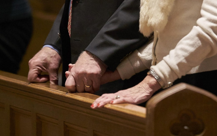 Lifetimes of love celebrated at Cathedral