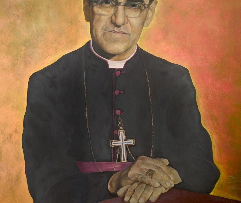 May 23 outdoor Mass set for beatification of Archbishop Romero