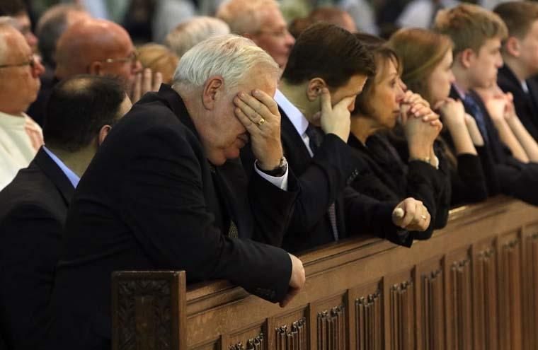 Cardinal Egan's 'pearl of great price' described as his faith in Jesus