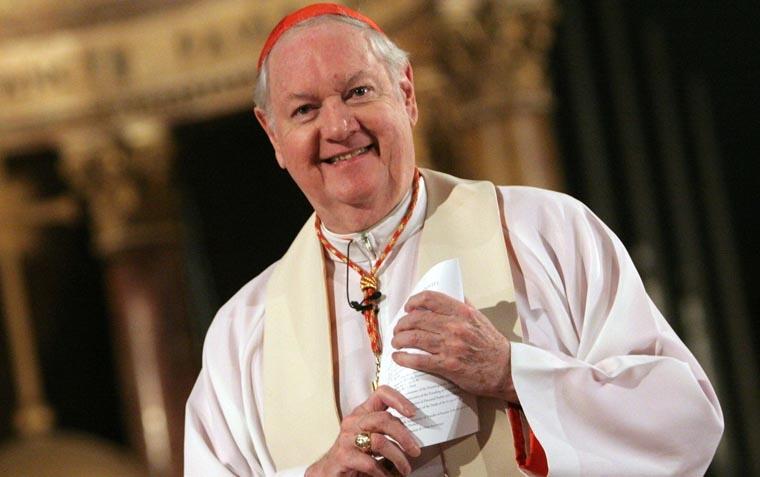 Cardinal Edward M. Egan 1932 – 2015