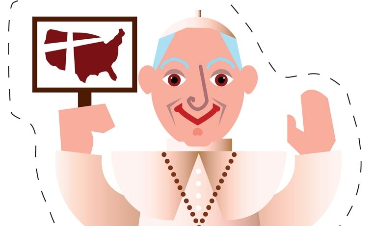 Participate in the World Meeting of Families and Pope Francis' first visit to the U.S.!