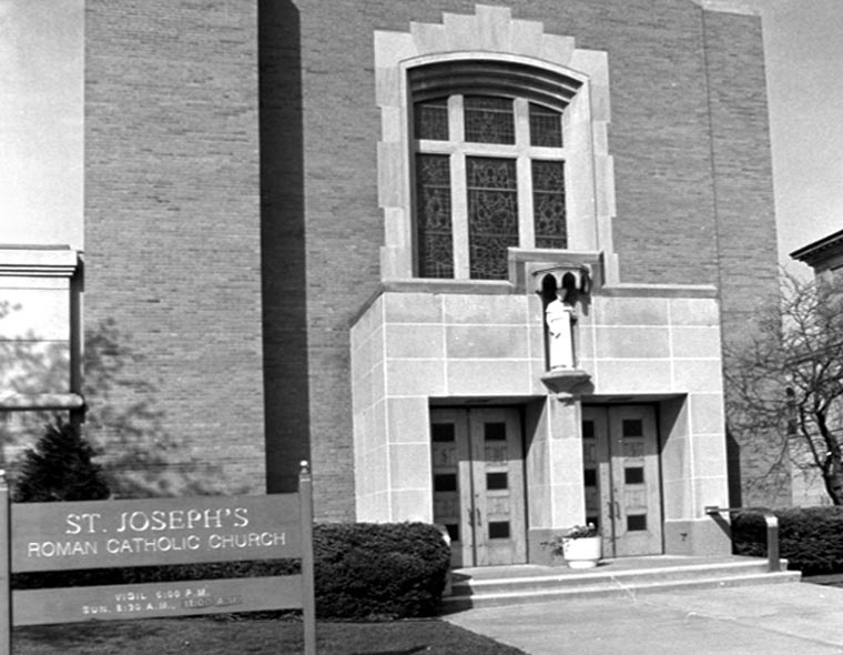 St. Joseph's Church to celebrate 100th anniversary