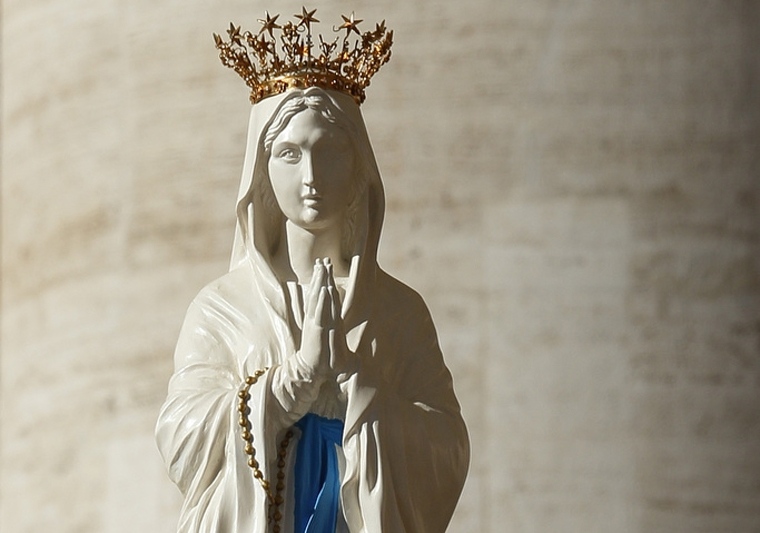 Mother and son: Pope Francis shares personal, intimate devotion to Mary