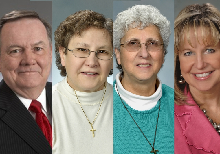 Catholic Charities celebrates honorees