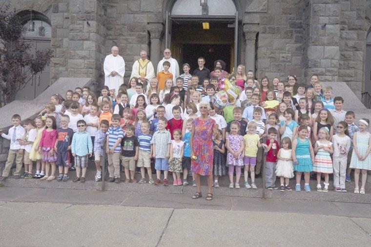 Principal Peg Brown retires from St. Patrick's School