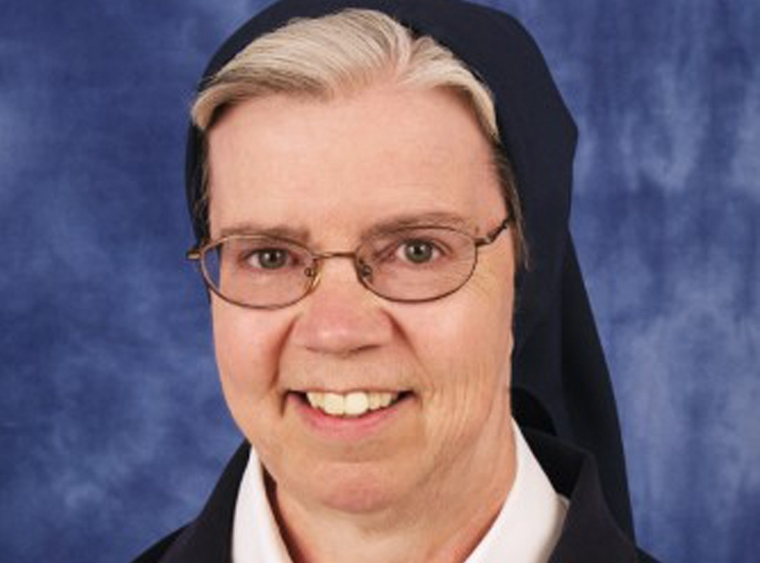 Utica native Sister Kathleen Appler, DC, elected Superioress General for the Daughters of Charity of St. Vincent de Paul