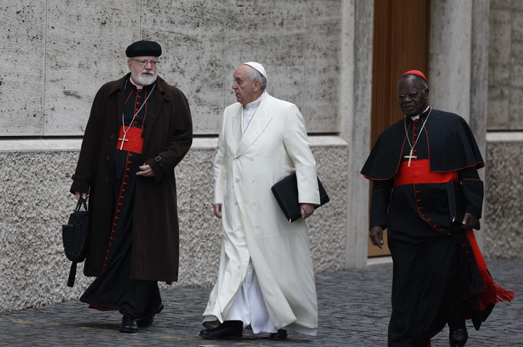 Pope OKs plan to investigate, judge bishops who fail to act on abuse