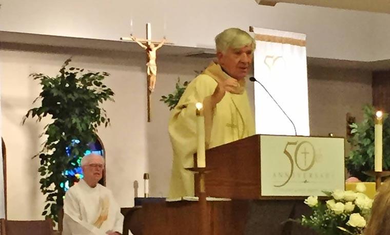 St. Vincent de Paul Church celebrates 50th
