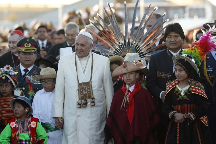 Pope's visits to Cuba, U.S.  to highlight families,  charity, tolerance
