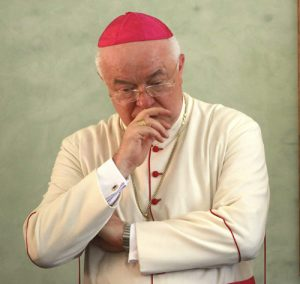 20140627cm00668 e1440773108324 1 300x284 - Vatican's doctrinal congregation finds archbishop guilty of sexual abuse of minors and orders laicization
