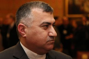 20150210cnsto0010 1 300x200 - Iraqi archbishop calls for U.S. military to rid his country of Islamic State militants