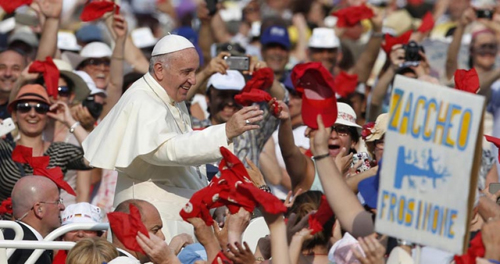 How to greet and understand Pope Francis
