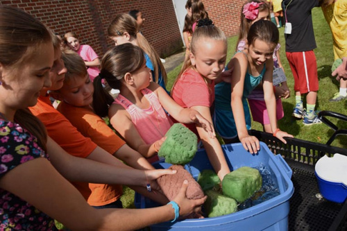 Vacation Bible School: a beautiful way to see God in action