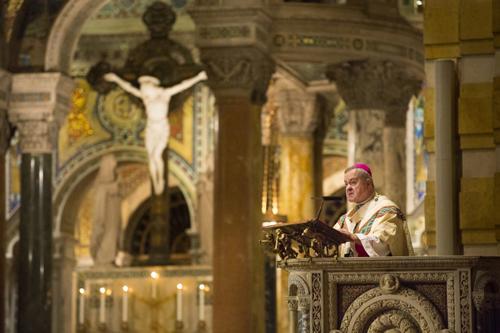 Forgiveness at heart of healing after Ferguson violence, says archbishop