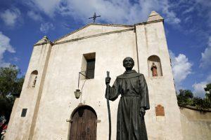 20150730cnsto0018 1 300x200 - San Gabriel Arcangel Mission seen near Los Angeles