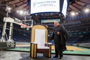 20150903cnsbr0389 1 300x200 - Cardinal Dolan of New York speaks about chair Pope Francis will use during Mass in Madison Square Garden