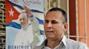 20150920cnsnw0078 1 300x165 - Former political prisoner Ferrer speaks during an interview in Havana