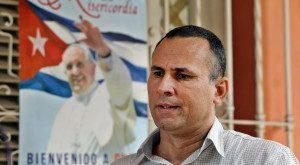 20150920cnsnw0078 300x165 300x165 - Former political prisoner Ferrer speaks during an interview in Havana