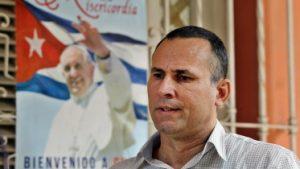 20150920cnsnw0078 373x210 300x169 - Former political prisoner Ferrer speaks during an interview in Havana
