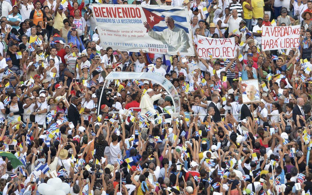 Watch: Pope Francis celebrates Mass in Cuba