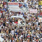 20150920cnsnw0080 1 150x150 - Pope to visit Cuba first before heading to United States in September