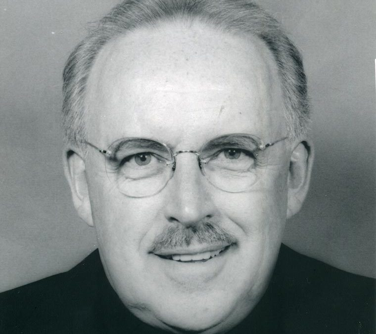 Father Evans remembered as 'a kind, gentle man'