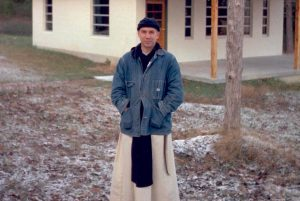page 12 merton pic 1 1 300x201 - Trappist Father Thomas Merton pictured in undated photo