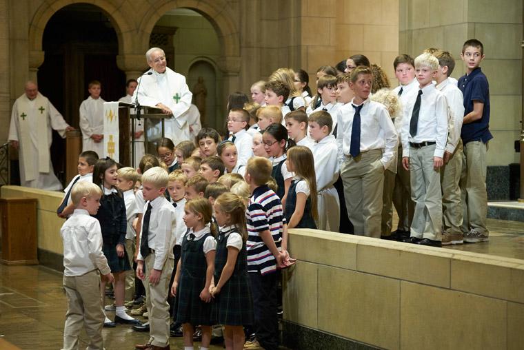 Most Holy Rosary marks milestone anniversary
