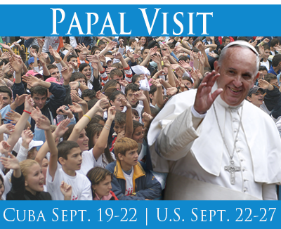 What is Pope Francis' schedule?