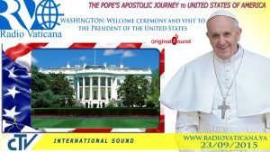 watch live pope francis is welco 1 300x169 - Watch live: Pope Francis is welcomed at the White House