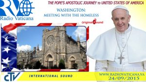 watch live pope francis visits s 1 300x169 - Watch live: Pope Francis visits St. Patick's, visits with homeless served by Catholic Charities