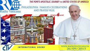 watch live pope francis visits t 1 300x169 - Watch live:  Pope Francis visits the Festival of Families