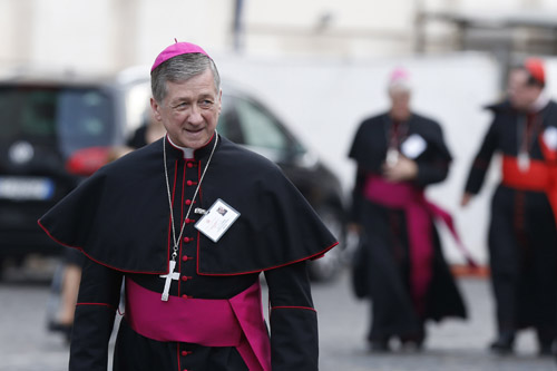 Archbishop: Family ministry is giving more love to those most in need