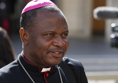 Infertility can lead to sadness, broken marriages, Nigerian bishop says